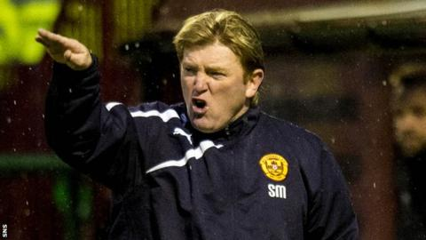 Stuart McCall felt another bad decision went against his side against Aberdeen