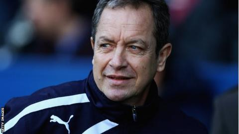 Stuart Gray appointed permanent manager of Sheffield Wednesday