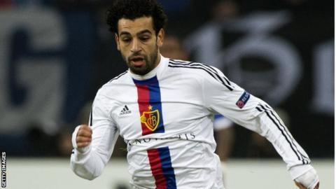 Egypt and Chelsea's Mohamed Salah