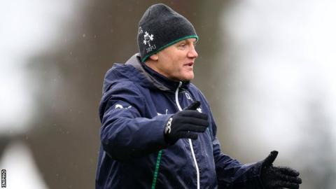 Ireland coach Joe Schmidt