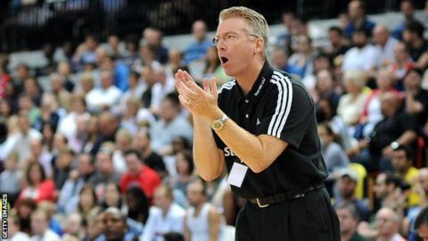 GB coach Joe Prunty