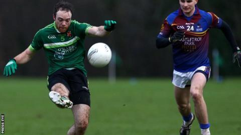 Sigerson Cup hosts Queen's University crash to shock defeat to GMIT
