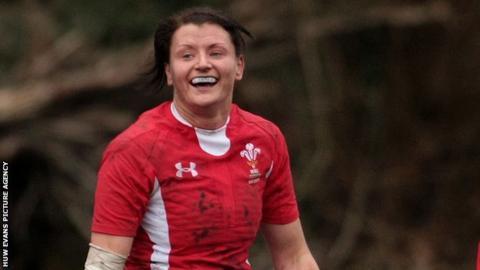 Rachel Taylor returns to lead Wales Women