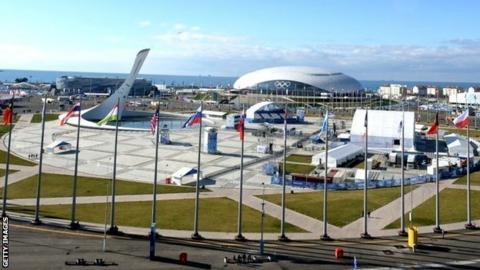 Sochi 2014 Olympic Park