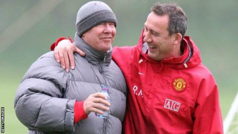 Ferguson and Meulensteen