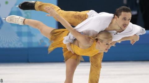 Russia figure skating