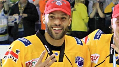 David Clarke, Panthers' captain