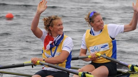 Victoria Meyer-Laker [L] and Frances Houghton [R]
