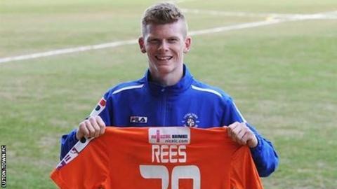 Ian Rees