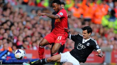 Liverpool midfielder Raheem Sterling is back in consideration for England, says manager Roy Hodgson