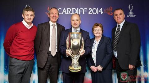 Super Cup launch