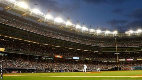 Yankee Stadium, New York