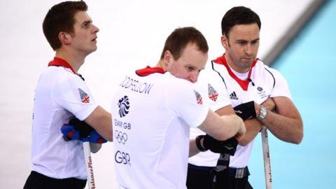 GB men fail to grab curling gold