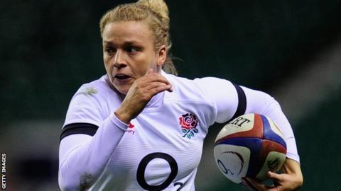 England try scorer Kay Wilson
