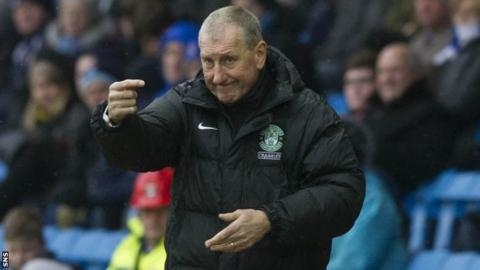 Hibs boss Terry Butcher felt his side could have taken all three points against Kilmarnock
