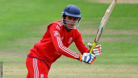 England Under 19 player Will Rhodes