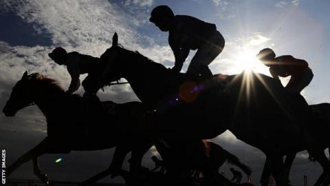 Philip Fenton: Cheltenham Festival entries tested for doping