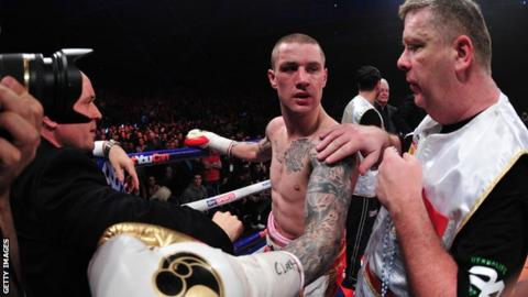 Scotland's Ricky Burns