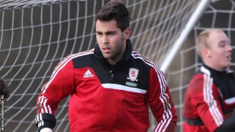 Middlesbrough Tomas Mejias