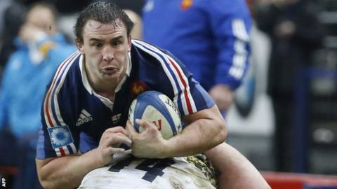 Louis Picamoles is back in the French team