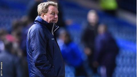 QPR chairman Tony Fernandes stands by Harry Redknapp
