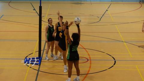 Guernsey netball