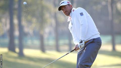 Graeme McDowell at Bay Hill