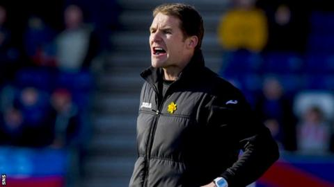 Alan Archibald felt Partick Thistle had a good goal chopped off as they lost 1-0 to Inverness