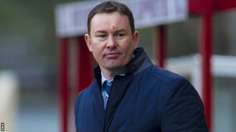 Derek Adams felt two errors cost Ross County as they lost 2-1 to Motherwell