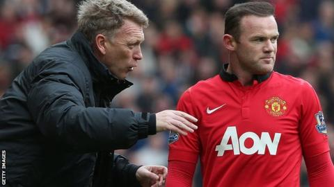 Manchester United manager David Moyes says Wayne Rooney is a club legend.