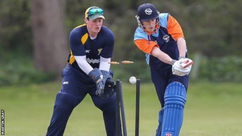 Cricket in Guernsey