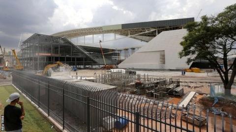 Arena de Sao Paulo