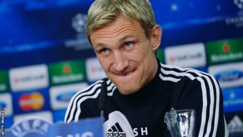 Former Liverpool defender Sami Hyypia