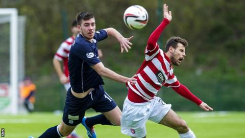 Declan Gallacher and Tony Andreu