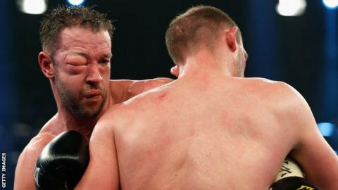Enzo Maccarinelli wants Jurgen Brahmer rematch after defeat