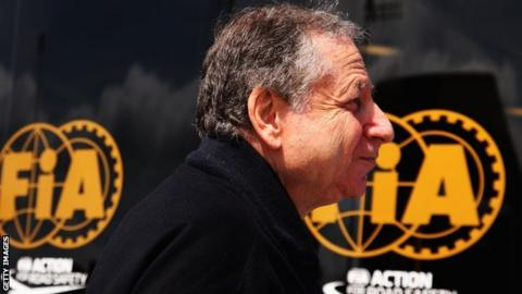 Jean Todt: FIA president resists demand for rule changes