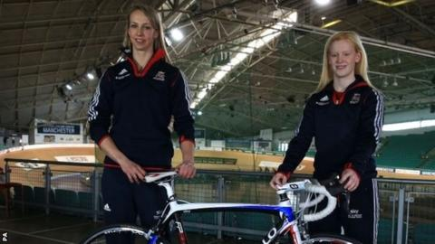 Rachel James and Sophie Thornhill