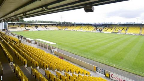 Livingston's Almondvale Stadium