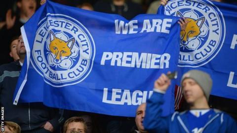 Leicester flag