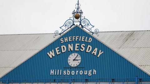Hillsborough clock shows 15:06, the time the match between Liverpool and Nottingham Forest was stopped on 15 April, 1989