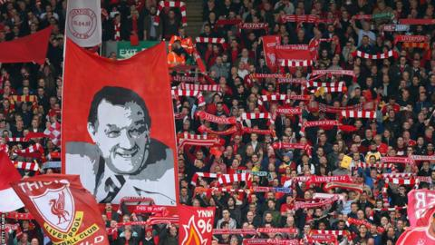 The Anfield faithful pay their Hillsborough tribute before Liverpool vs Manchester City