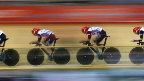 British Cycling has enjoyed lost of success on the track
