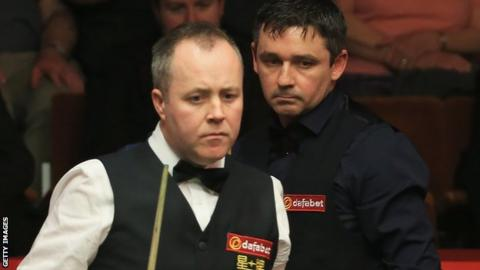 John Higgins and Alan McManus