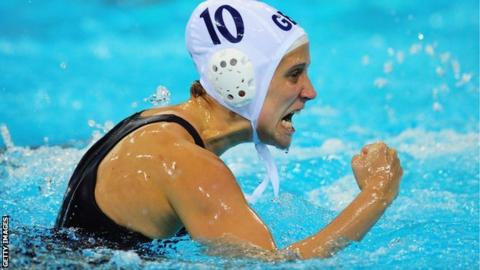 Great Britain's Angie Winstanley Smith