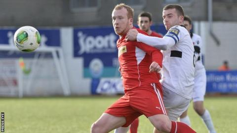 Liam Boyce and Colin Coates