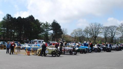 Manx Classic Rally 2014