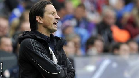 Roger Schmidt appointed as Sami Hyypia successor at Bayer Leverkusen