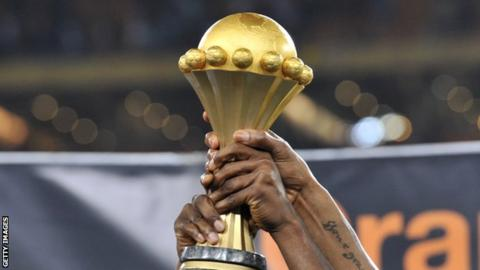 2019 AFCON: South Africa submit bid to host competition