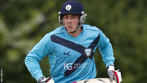 Josh Davey is in the Scotland squad