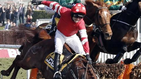 Abbyssial ridden by Ruby Walsh